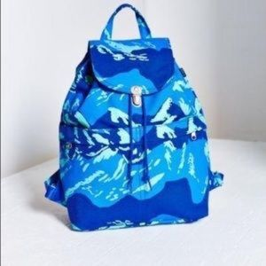 BAGGU Night Mountain Front Pocket Backpack